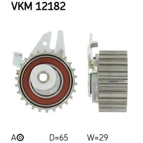 Spannrolle, Zahnriemen Ø: 65mm mit OEM-Nummer 551 9224 0