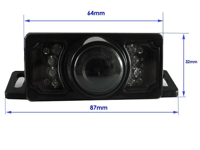 Камера за задно виждане, паркинг асистент JACKY 004665 експертни познания