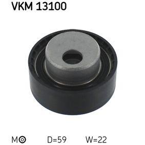 Spannrolle, Zahnriemen Ø: 59mm mit OEM-Nummer 0829 19