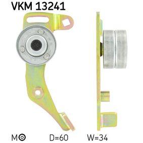 Spannrolle, Zahnriemen Ø: 60mm mit OEM-Nummer 08293-3