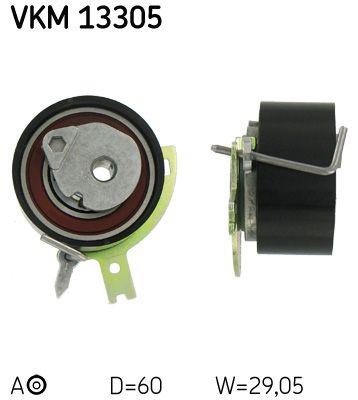 SKF  VKM 13305 Spannrolle, Zahnriemen Ø: 60mm