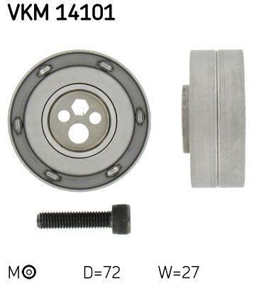 SKF  VKM 14101 Spannrolle, Zahnriemen