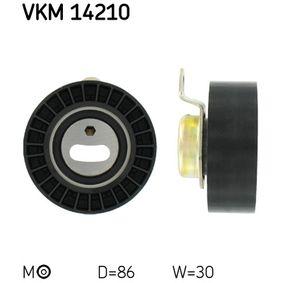 Spannrolle, Zahnriemen mit OEM-Nummer 928M6K254 AC