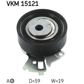 Spannrolle, Zahnriemen Ø: 59mm mit OEM-Nummer 90353176