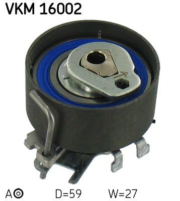 SKF  VKM 16002 Spannrolle, Zahnriemen