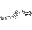 Hosenrohr VW Golf 4 Schrägheck (1J1) 2001 Baujahr 13641092 VEGAZ Länge: 900mm