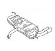 Endschalldämpfer VW GOLF 6 (5K1) 2008 Baujahr 13641143 VEGAZ