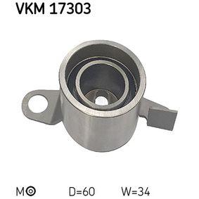 Обтяжна ролка, ангренаж VKM 17303 25 Хечбек (RF) 2.0 iDT Г.П. 1999