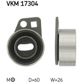 SKF  VKM 17304 Обтяжна ролка, ангренаж