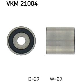 Deflection / Guide Pulley, timing belt Article № VKM 21004 £ 140,00