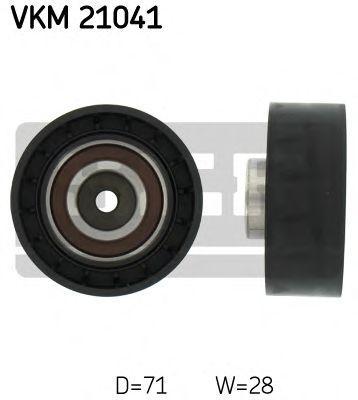SKF  VKM 21041 Umlenkrolle Zahnriemen