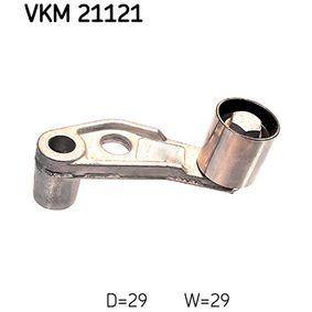 SKF  VKM 21121 Umlenkrolle Zahnriemen