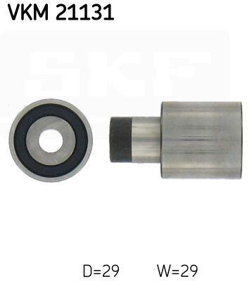 SKF  VKM 21131 Umlenkrolle Zahnriemen