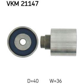 Паразитна / водеща ролка, зъбен ремък VKM 21147 Golf 5 (1K1) 1.9 TDI Г.П. 2008