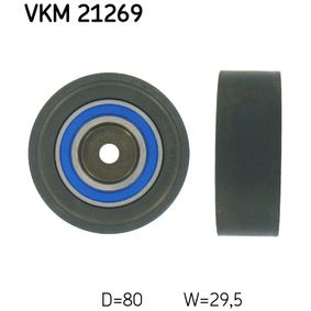 Deflection / Guide Pulley, timing belt Article № VKM 21269 £ 140,00