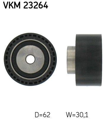 SKF  VKM 23264 Umlenkrolle Zahnriemen