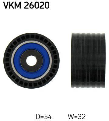 SKF  VKM 26020 Umlenkrolle Zahnriemen