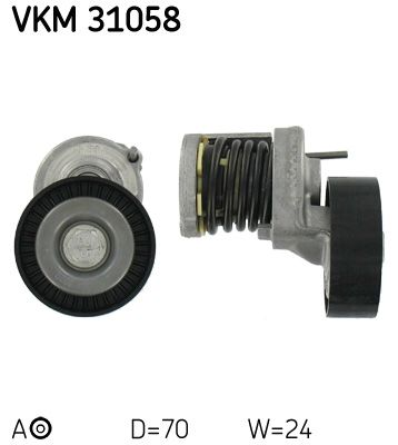 VKM 31058 SKF from manufacturer up to - 25% off!