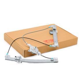 RIDEX Fensterheber vorne rechts, Betriebsart: elektrisch, ohne Elektromotor, ohne Tragrahmen