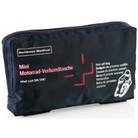 Holthaus Medical Kit de primeros auxilios para coche 61120