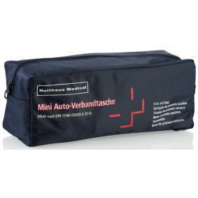 Holthaus Medical Kit de primeros auxilios para coche 62378
