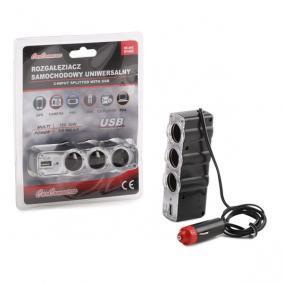 CARCOMMERCE Cablu de încărcare, brichetă 61495