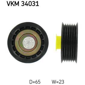 Umlenkrolle Keilrippenriemen VKM 34031 MONDEO 3 Kombi (BWY) 2.0 TDCi Bj 2001