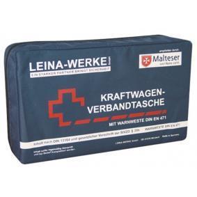 LEINA-WERKE Zestaw pierwszej pomocy do samochodu REF 11025