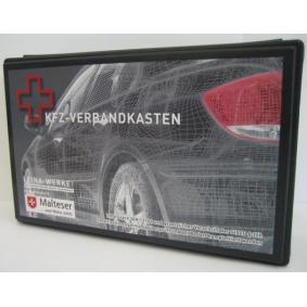 Førstehjælpssæt til bilen REF81575