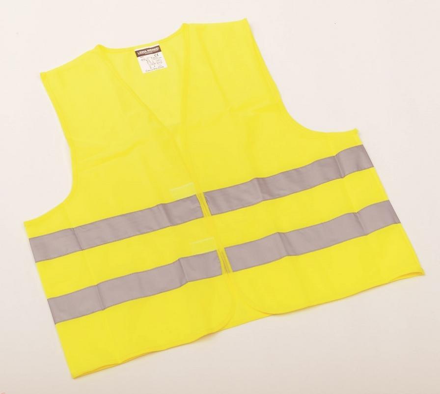 High-visibility vest LEINA-WERKE REF 13119 rating