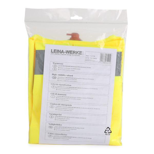 High-visibility vest LEINA-WERKE REF 13119 4011166131015