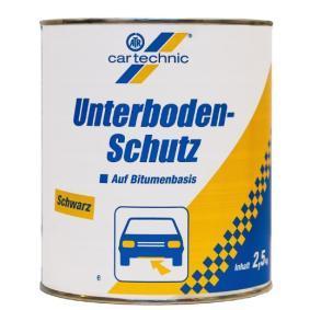 Unterbodenschutz CARTECHNIC 40 27289 01324 4 für Auto (Gewicht: 2,5g, schwarz)