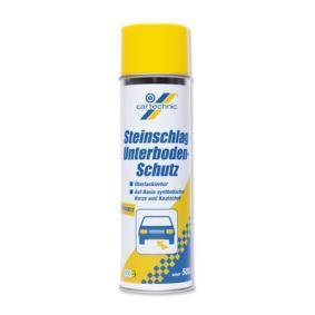 Recubrimiento anticorrosivo CARTECHNIC 40 27289 01325 1 para auto (Bote aerosol, negro, Contenido: 500ml)