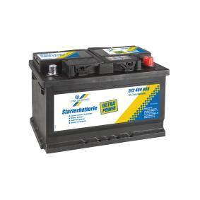 Starterbatterie 40 27289 00623 9 ESPACE 4 (JK0/1) 2.0 Bj 2005