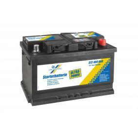 Starterbatterie 40 27289 00623 9 MONDEO 3 Kombi (BWY) 2.0 TDCi Bj 2005