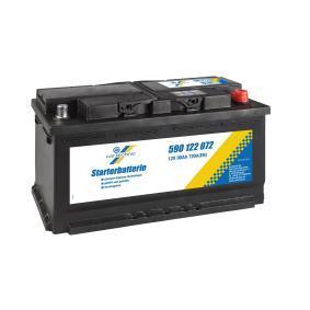 Starterbatterie 40 27289 00624 6 ESPACE 4 (JK0/1) 2.0 dCi Bj 2006