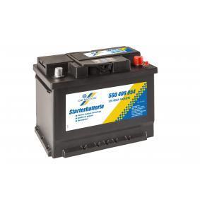 Starterbatterie 40 27289 00660 4 TOURAN (1T1, 1T2) 2.0 EcoFuel Bj 2009