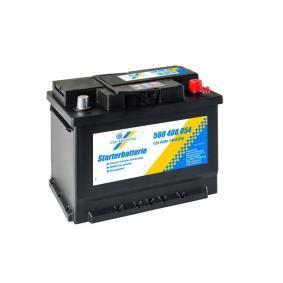 Starterbatterie Polanordnung: 0 mit OEM-Nummer EP60J CARTECHNIC