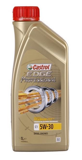 CASTROL EDGE Professional, C1 1537F6 Motoröl