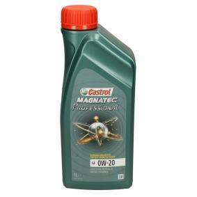 CASTROL Magnatec Professiona, GF 15116A Двигателно масло