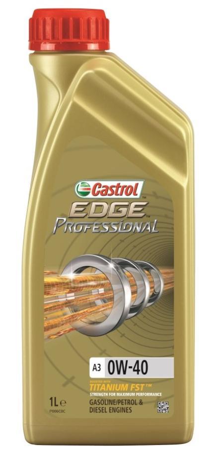 Olio motore CASTROL 15341D conoscenze specialistiche