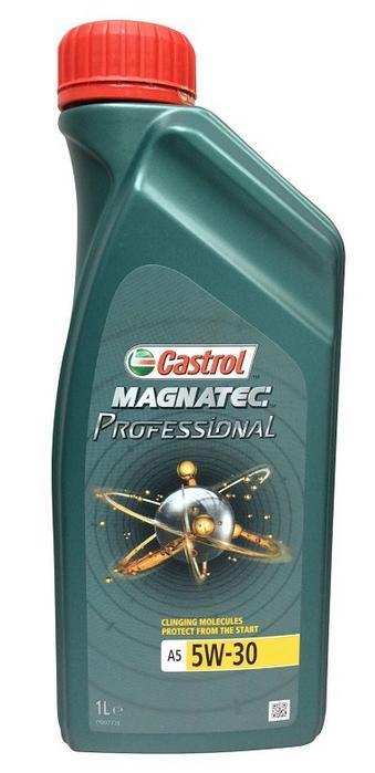 CASTROL Magnatec Professional, A5 153BF8 Olio motore