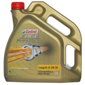 CASTROL EDGE PROFESSIONAL, LONGLIFE III 157EA4 Двигателно масло