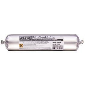 Autoglas- und Windschutzscheiben-Klebstoffe PETEC 83400 für Auto (20min., schwarz, Inhalt: 400ml, aushärtend)