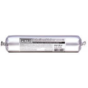Autoglas- und Windschutzscheiben-Klebstoffe PETEC 84400 für Auto (15min., schwarz, Inhalt: 400ml)