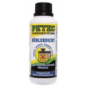 Kühlerdichtmittel PETEC 80250 für Auto (Inhalt: 250ml, dünnflüssig, grün)