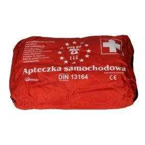 Kit de primeros auxilios para coche A100001