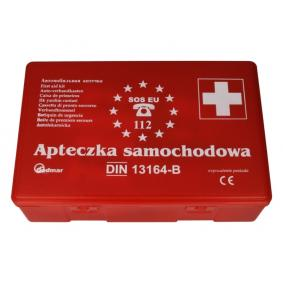 Kit de primeros auxilios para coche A100002