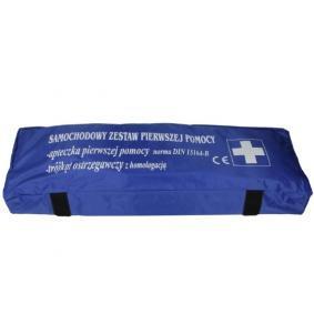 Kit de primeros auxilios para coche A100003