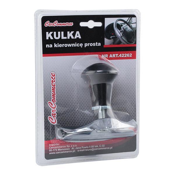 Steering Aid, (steering wheel knob / fork) CARCOMMERCE 42262 expert knowledge